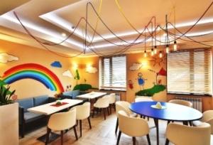 Бессоновское детское кафе