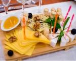 Домино - кафе-бар  Белгород блюда
