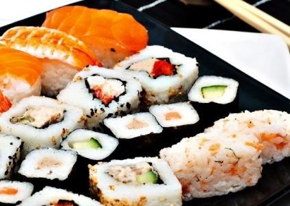 В кафе Трапеза скидка 30% на всю японскую кухню!