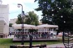 Орион городское кафе летняя площадка Белгород