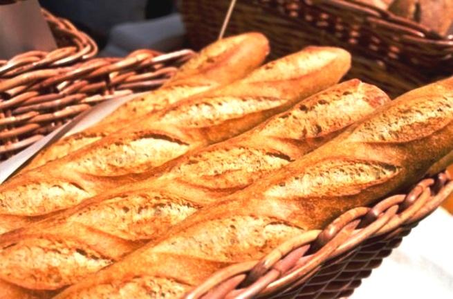 Постоянная скидка 50% на вчерашний хлеб!