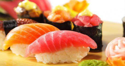 Скидки на Японскую кухню в кафе Трапеза!